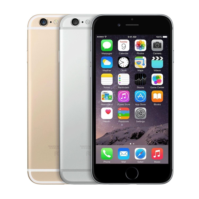 Apple iPhone 6 (Tmobile) SmartPhone16GB 64GB Gold Silver
