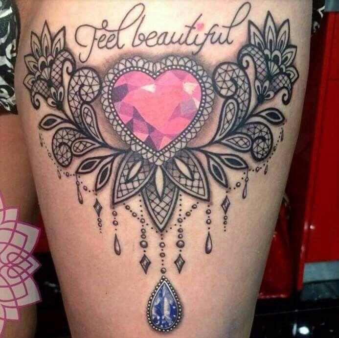 Idee Tattoo Onderarm Zonder Tekst Tattoo Kanten Tatoeage