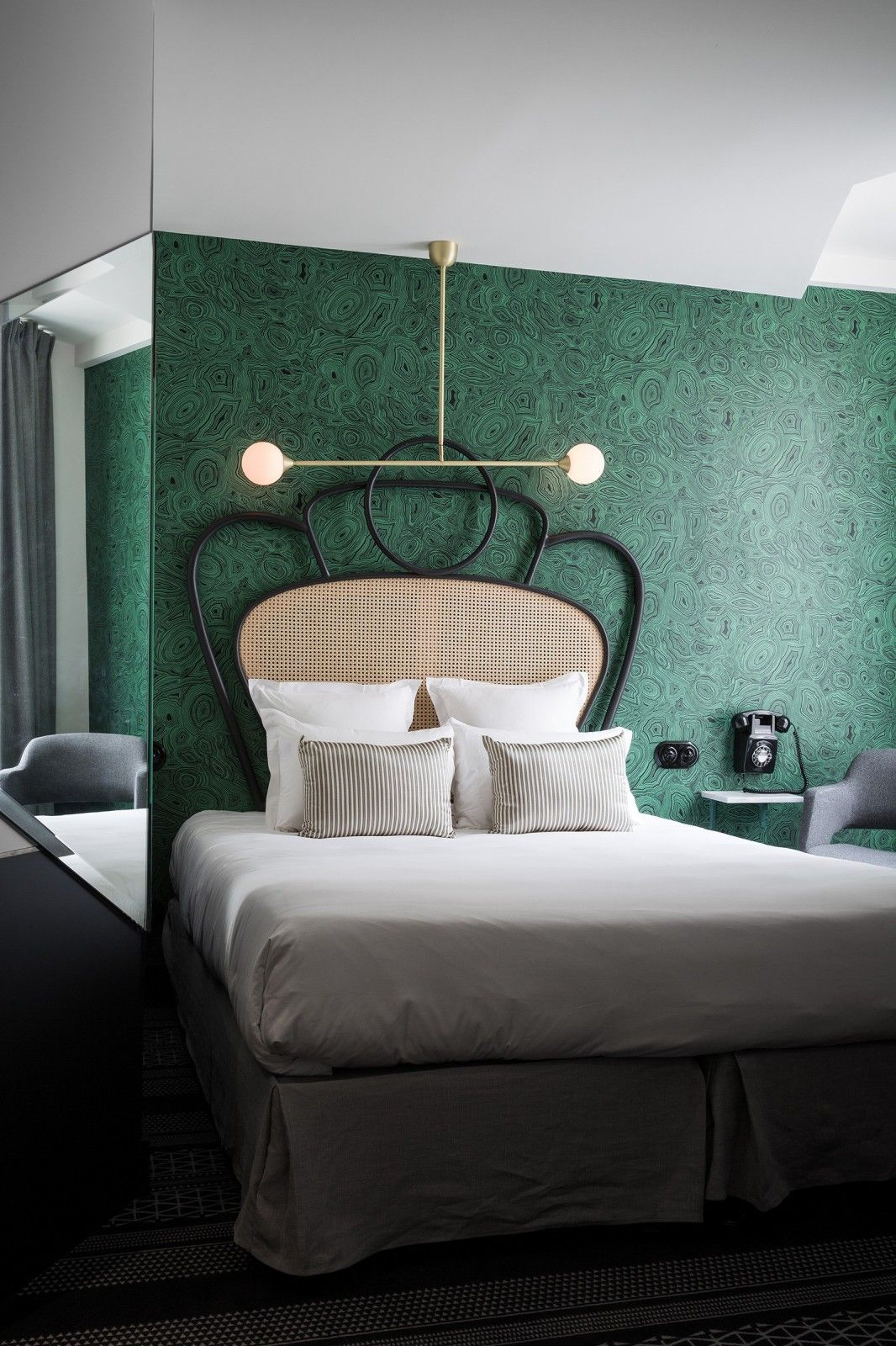 Hôtel Panache – Chambre Double Classique   Bedroom   Pinterest ...