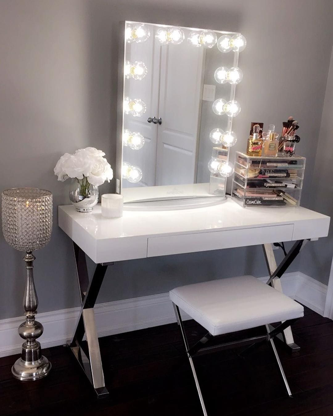Dressing table mirrors with lights diy vanity mirror with lights for bathroom and makeup station