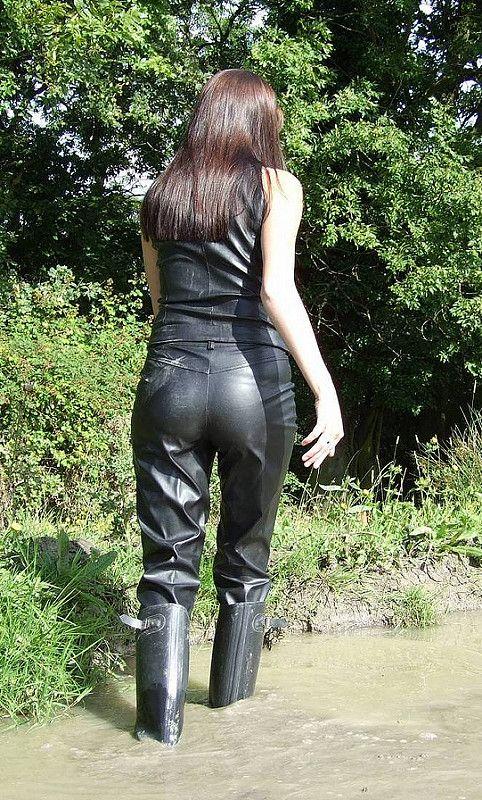 DSCF0760 | test1 | Leather Pants, Black leather pants und ...