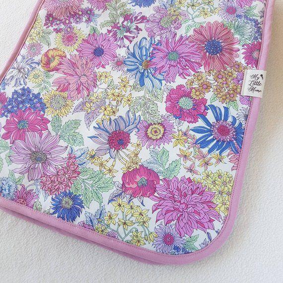 Custom Made Pram Liner in Japanese Floral! Stroller liner