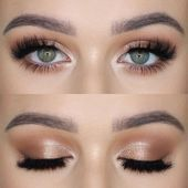 Photo of In case you didn't notice … my favorite eyeshadow is warm … …