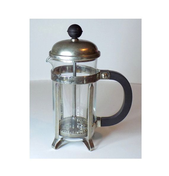 Melior French Press Coffee Maker 3 Cup 12 Oz By Timeenoughatlast Koffie