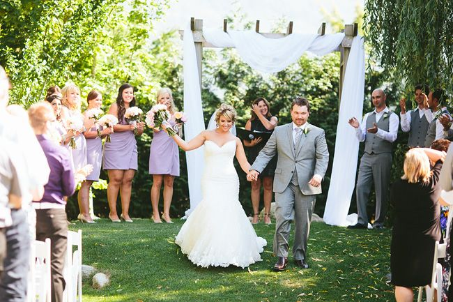 The Secret Garden At Woodbridge Ponds Abbotsford Outdoor Wedding