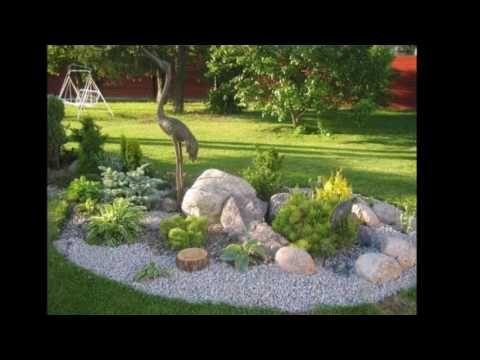 JARDINES MODERNOS CON PALMAS - Google Search Back yards - jardines modernos