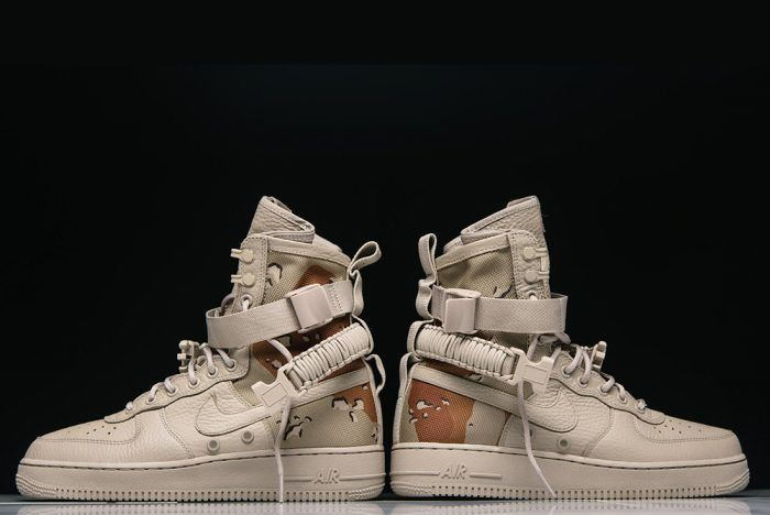 Nike SF Air Force 1 (Desert Camo) - Sneaker Freaker