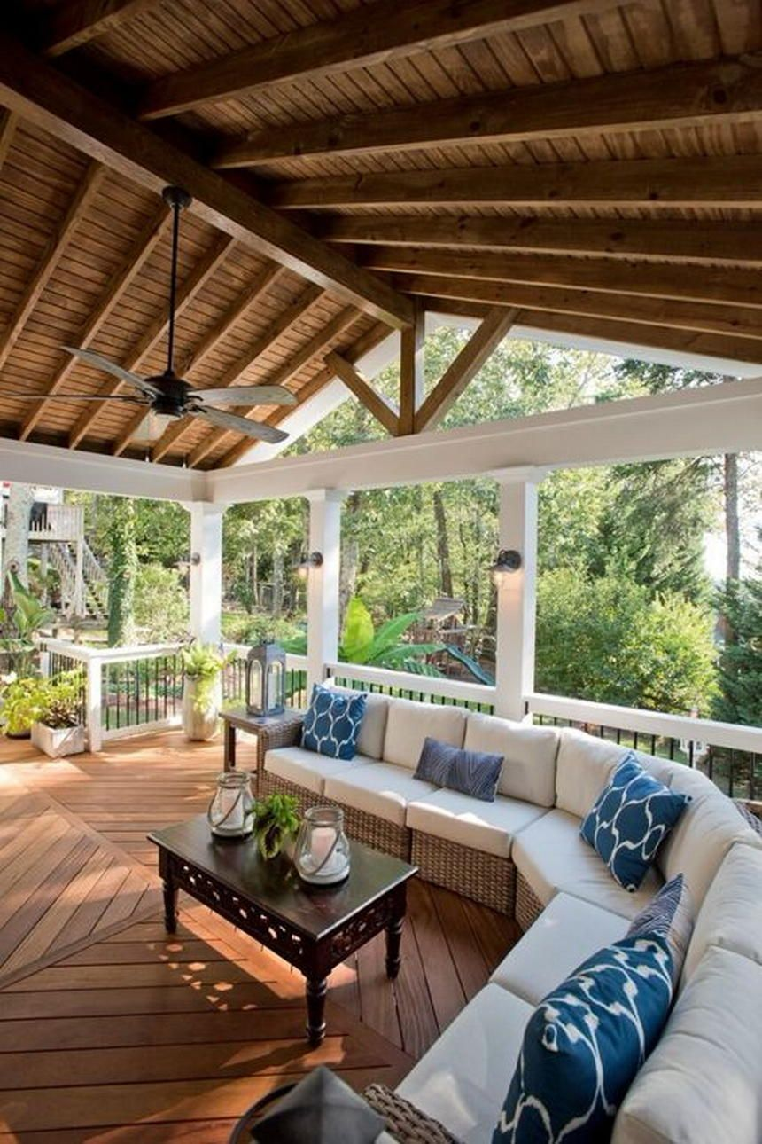 Porch Design Ideas 36 Porch Design House With Porch Porch Design Ideas Outdoor screen rooms ideas