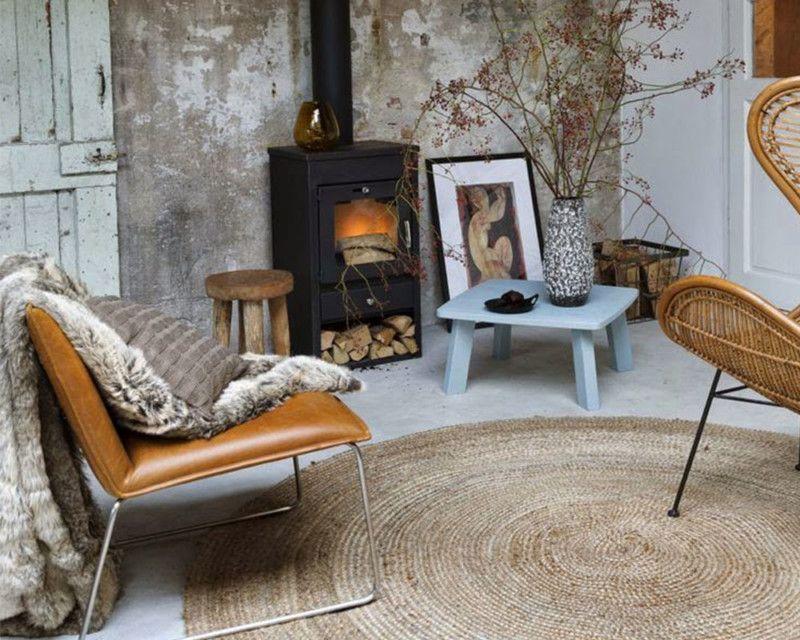 een rond vloerkleed in je interieur stylingtips en inspiratie