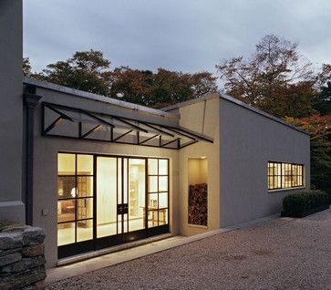 Contemporary Home Awning Design Ideas, Pictures, Remodel ...