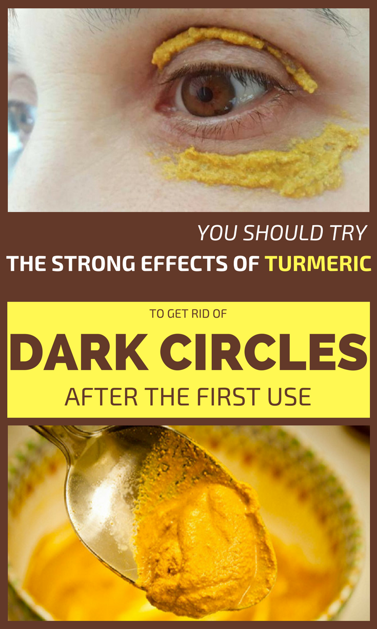 You Should Try The Strong Effects Of Turmeric To Get Rid ...