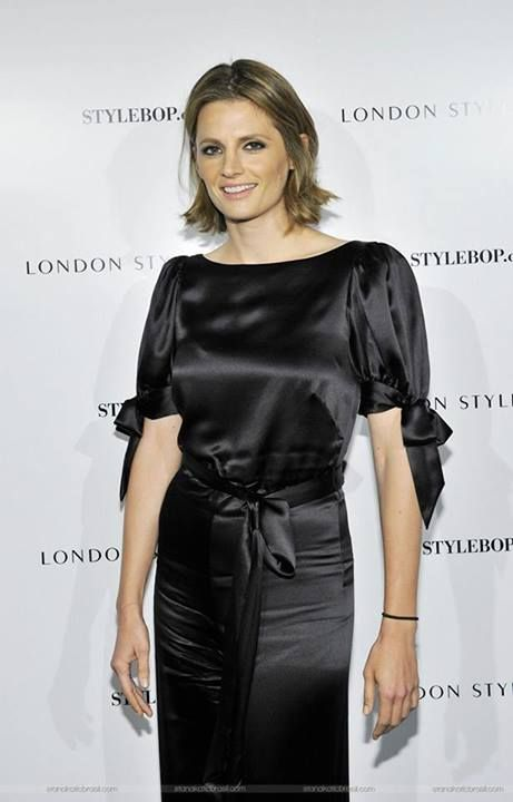 "The British Fashion Council & Stylebop.com: ""London Style Suites"" cocktail party [08.11] #stanakatic"