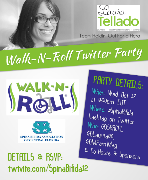 Join Us For A Twitter Party To Raise Funds For Team Holdin Out