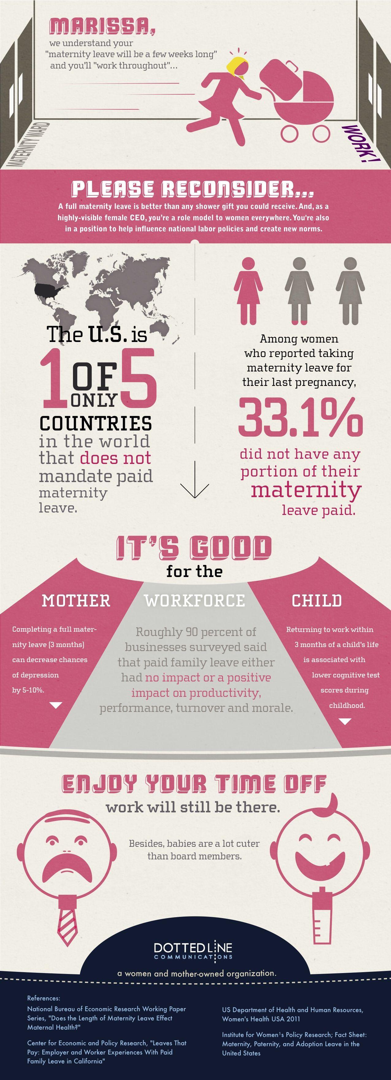 Marissa mayer maternity leave marissa mayer maternity