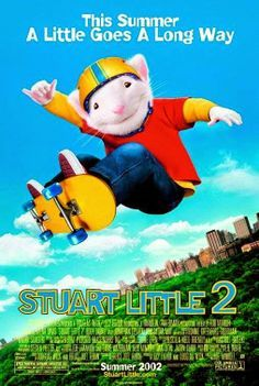 Stuart Little 2 2002 Brrip 720p Dual Audio English Hindi Movie Free Download Http Alldownloads4u Com Stuart L Stuart Little 2 Stuart Little Kids Movies