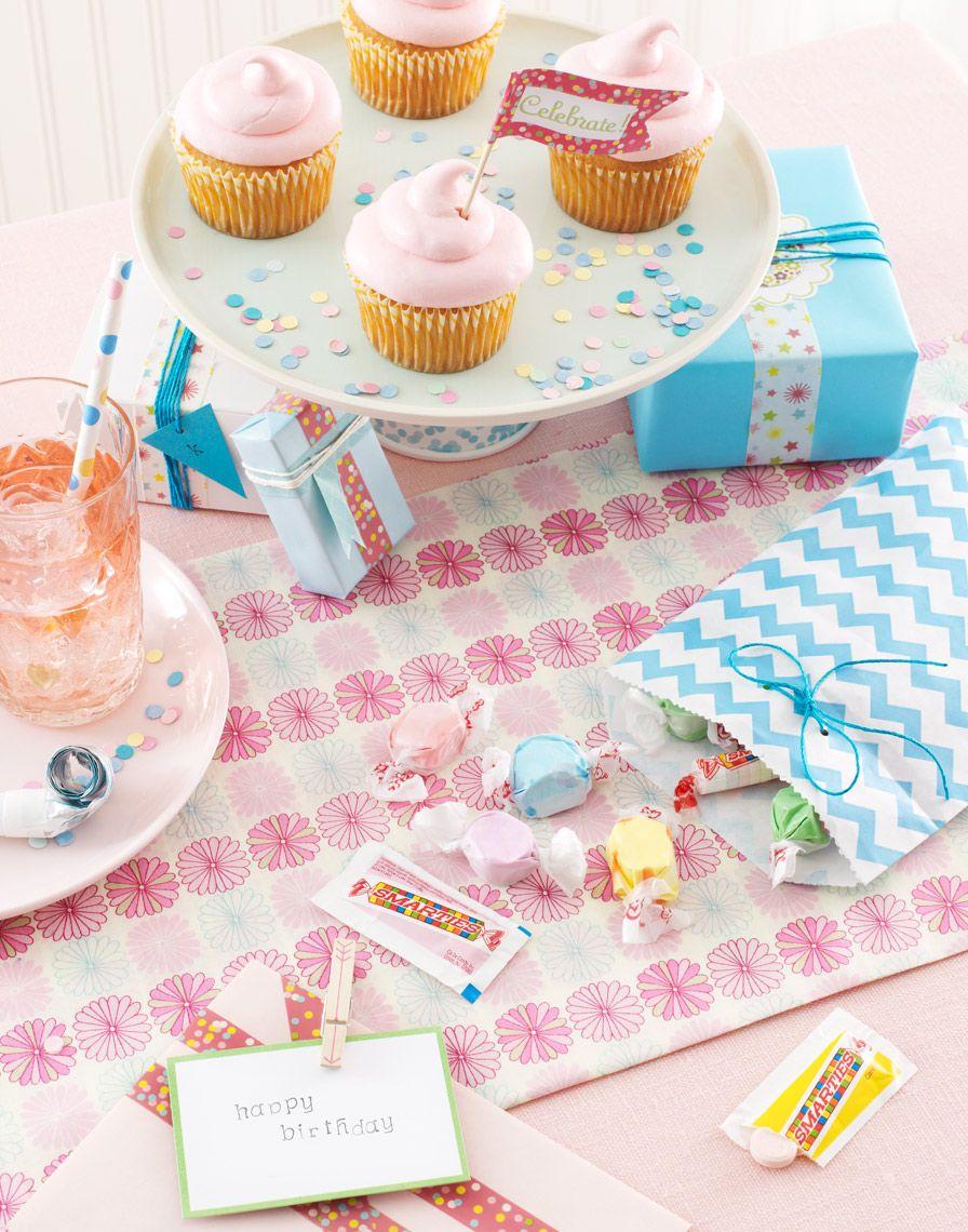 pink birthday party kat teutsch photographer karin olsen prop stylist janine kalesis food. Black Bedroom Furniture Sets. Home Design Ideas