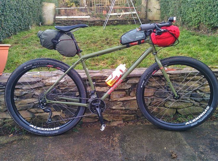Jones Bar Mtb 26 Hardtail Google Search Bikepacking