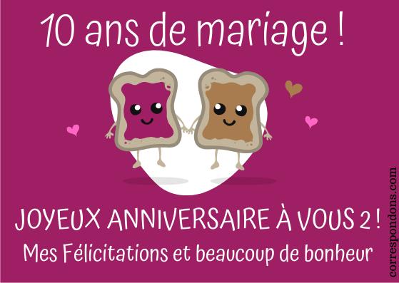 Beau Texte Pour Souhaiter Un Joyeux Anniversaire De Mariage