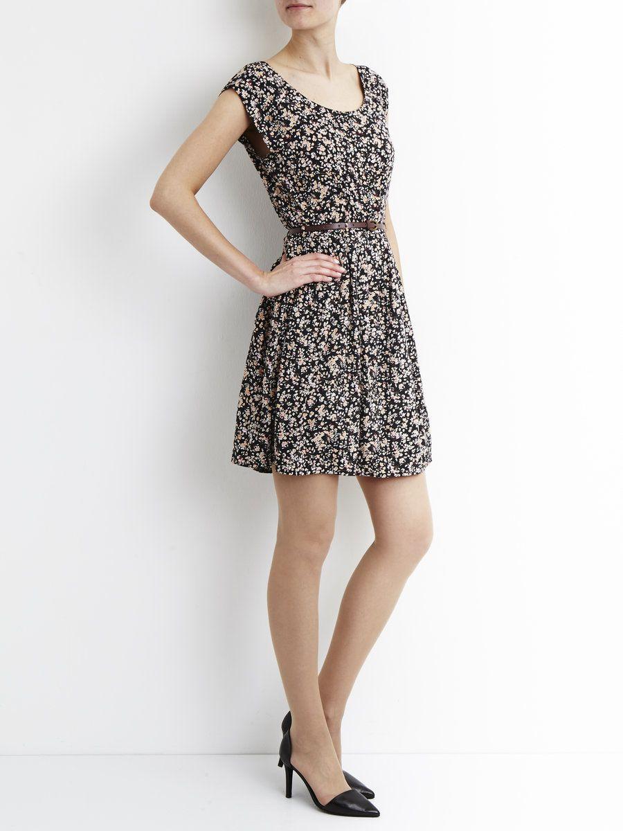 35cbae53 Vila blonde kjole