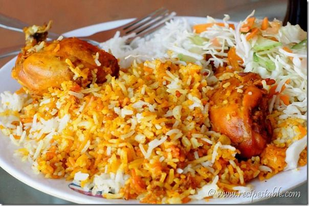 pakistani chicken biryani recipe video - 604×403
