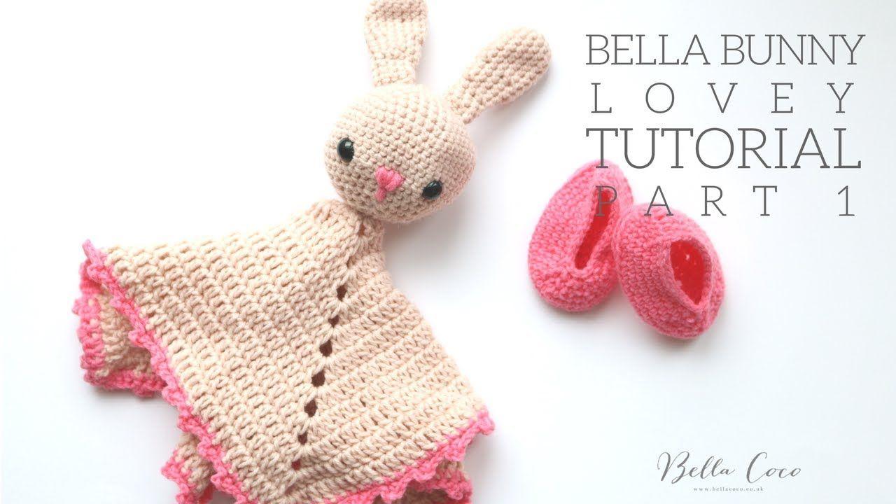 CROCHET: Bunny Lovey | Bella Coco | DIY | Pinterest | Crochet bunny ...