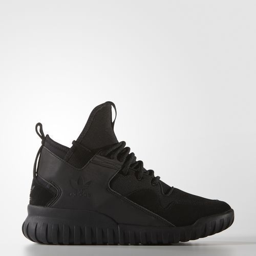 Adidas Scarpe Uomo Sneakers In Black Core Tubular X Originals OSqdawS