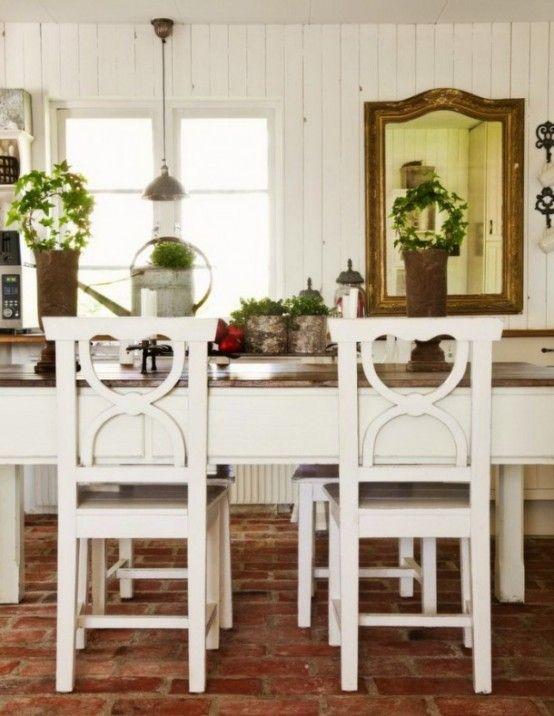 47 diseños de comedores rusticos pequeños | Arquitectura moderna ...