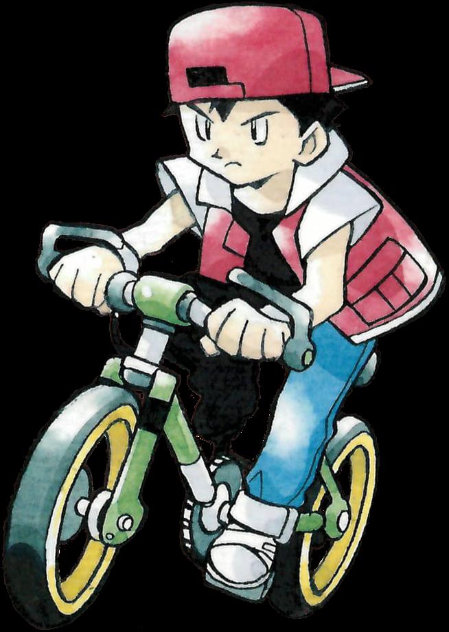 Red Red Green Pokemon Trainer Red Pokemon Red Pokemon Blue