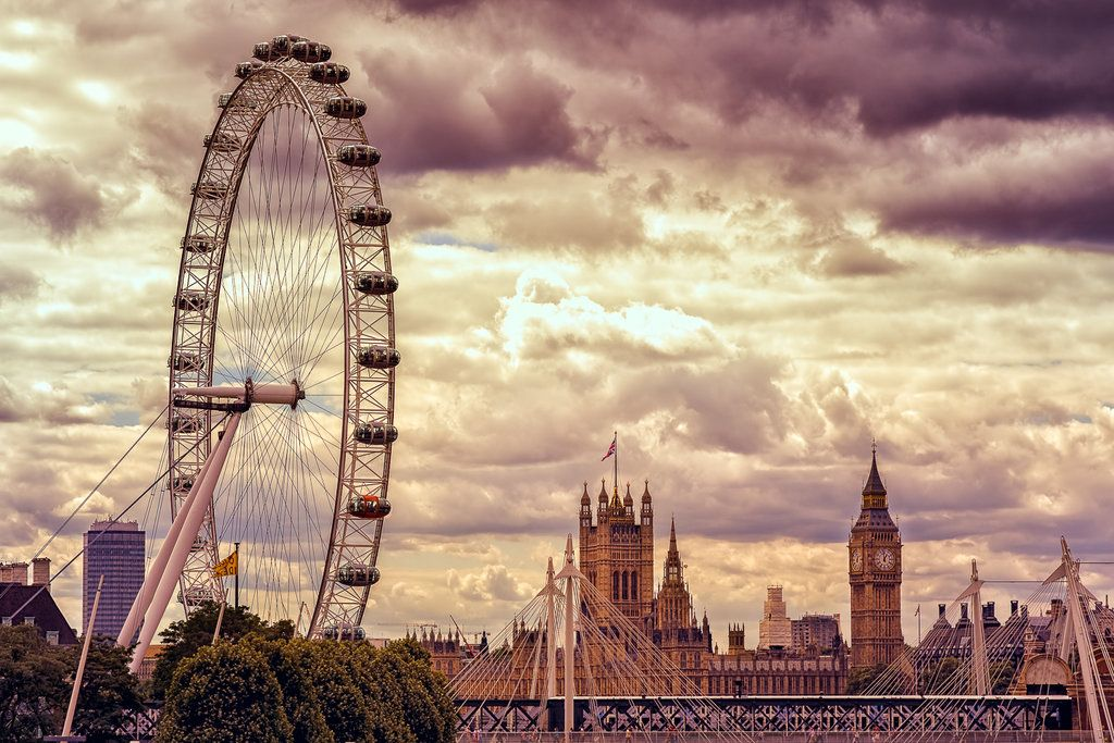 London Eye and Big Ben by hessbeck-fotografix on DeviantArt