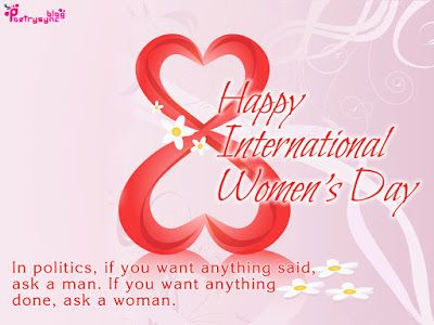 Womens Day Wishes For Girlfriend Happy Womens Day Pinterest