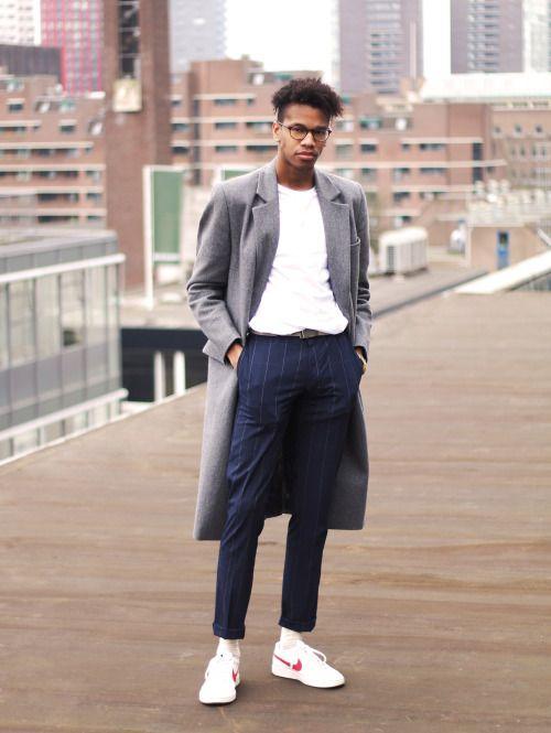 Hollah Back Boy | Mens street style, Menswear, Fashion