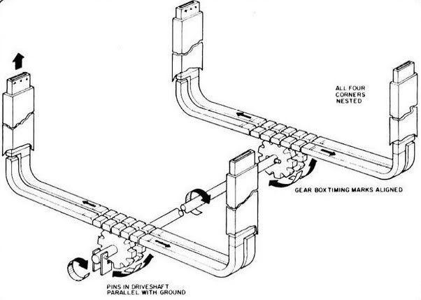 patient lift control schematic