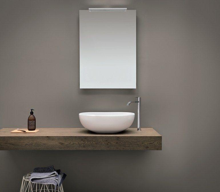 Countertop Ceramic Washbasin Milk Countertop Washbasin By Nic Design Wash Basin Countertops Design
