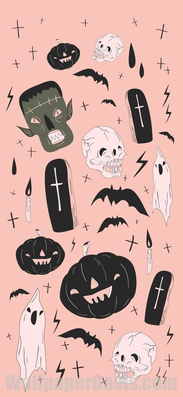 Spooky #foundonweheartit #iphonebackground #phonebackground #iphonewallpaper #wallpaper #phoneaccessories #october #halloween #halloweenbackground #octoberwallpaperiphone