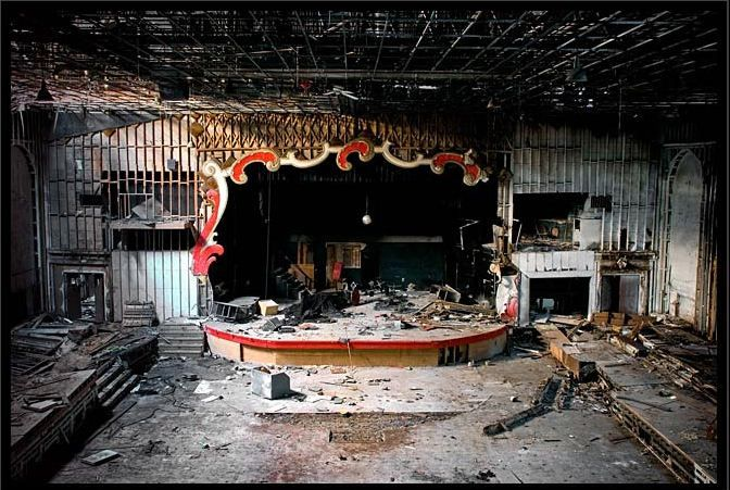 Image result for the last shoW ABANDONED PLACES images