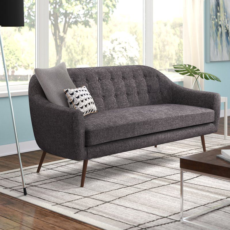 Magnificent Langley Street Canyon Sofa Reviews Wayfair Apartment Evergreenethics Interior Chair Design Evergreenethicsorg