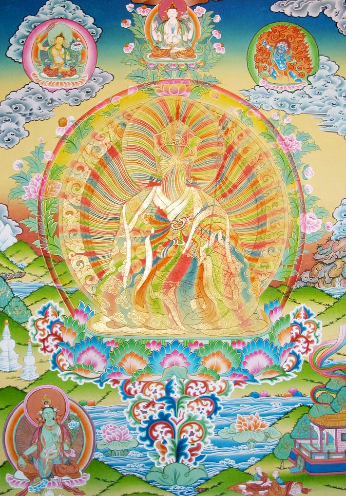 The Rainbow Body - Spirituality & Mysticism - Welcome to the