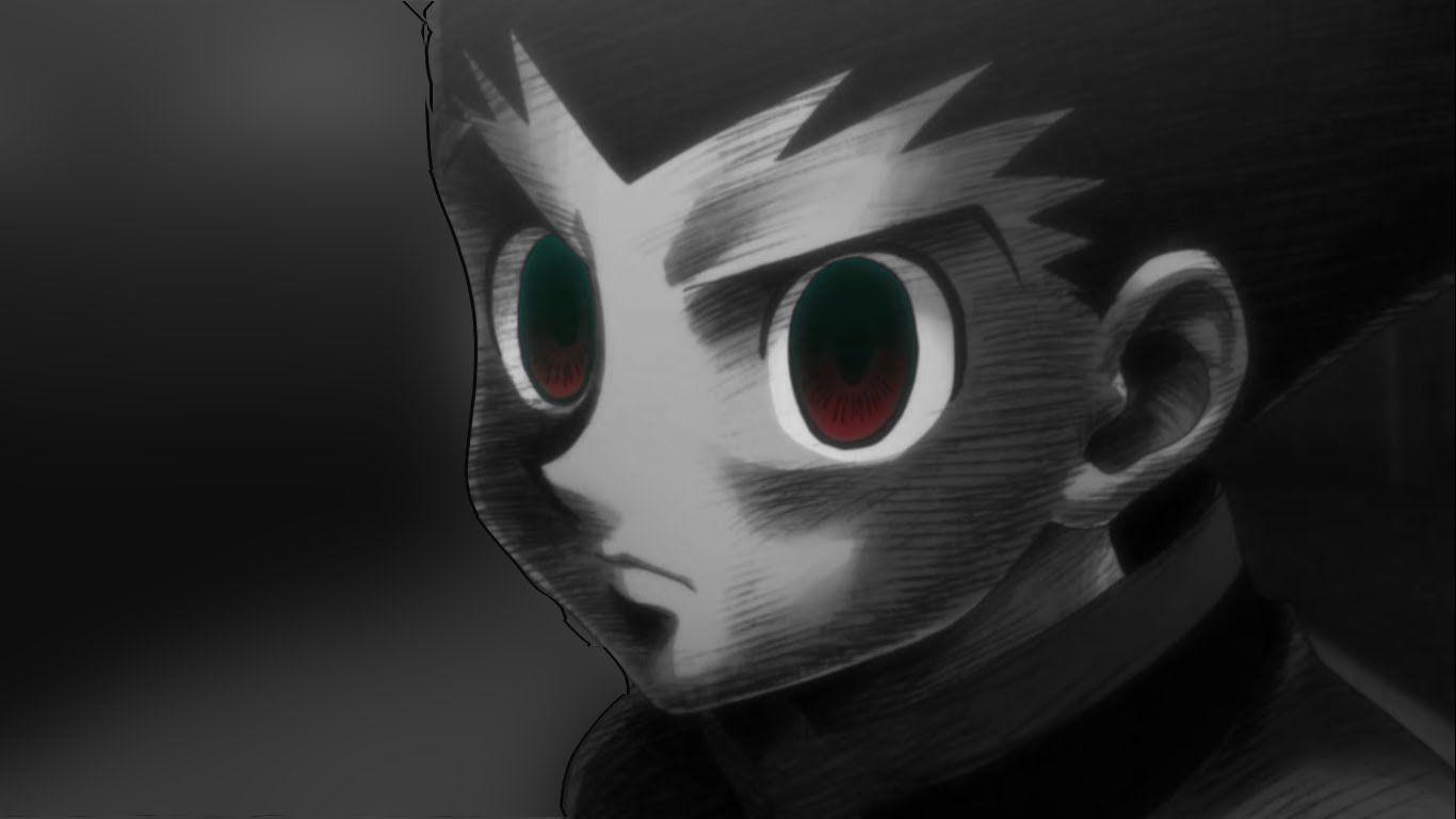 Angry Gon Freecs Hunter X Hunter Dessin Manga Evoli Et Dessin