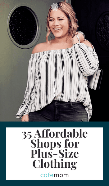 Photo of Finding the cutest plus-size clothes doesn't always have to break the bank! Chec…