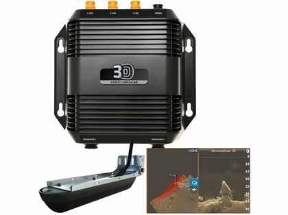 Simrad 000 12395 001 Structurescan 3d Transducer Boat Parts Navigation