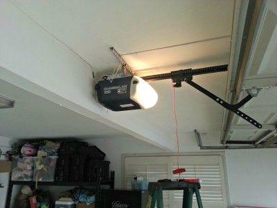 How To Troubleshoot Garage Door Opener Safety Sensors Garage Door Opener Installation Best Garage Door Opener Garage Door Opener Repair
