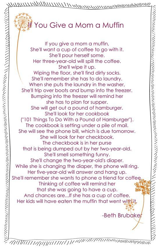 Mother S Day Poems Written By Kids