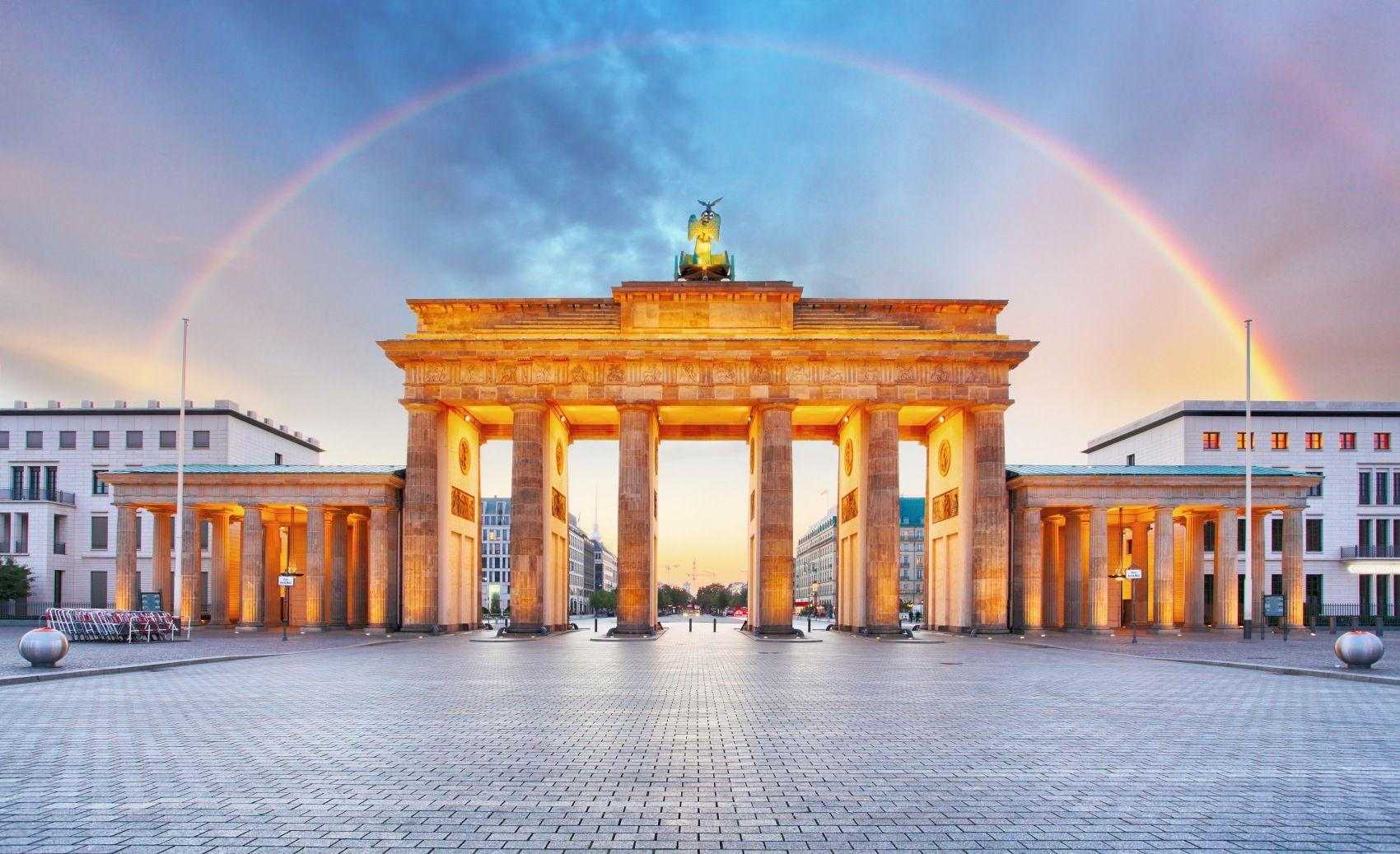 Brandenburger Tor Berlin Klassische Architektur Tagungshotel Hotels
