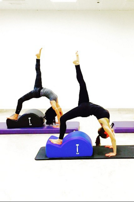 Too busy to go to the the pilates studio? Take a second and stream it online at home.