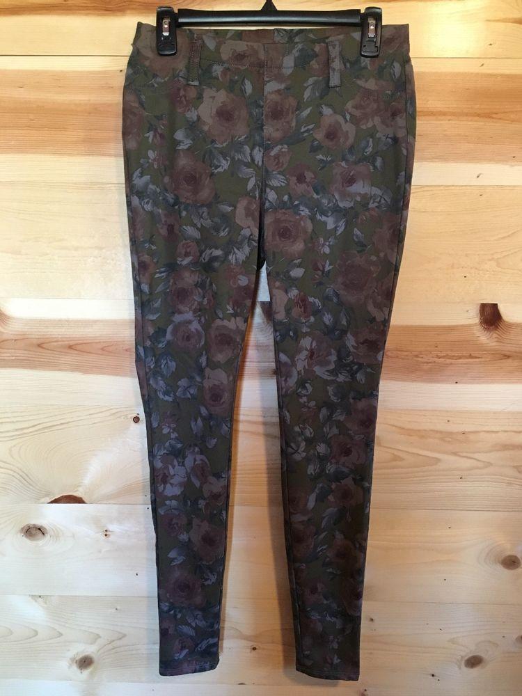0cc6bcc6e2e374 Womens Jeggings Legging Faded glory Stretch pants - great look for summer  or fall! #womensfashion #pants #jeggings #leggings #ebay #ebayfashion  #fallfashion ...