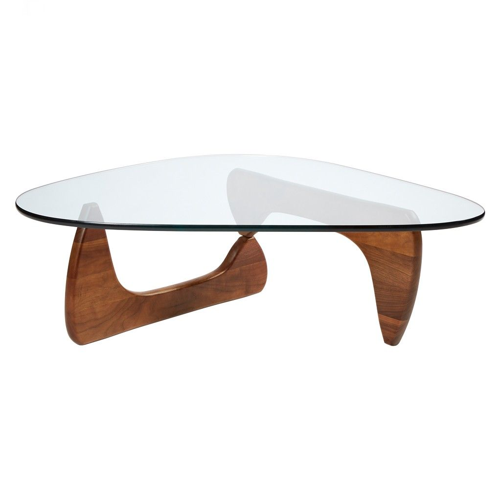 Noguchi Table Walnut Furniture & Lighting The Conran Shop