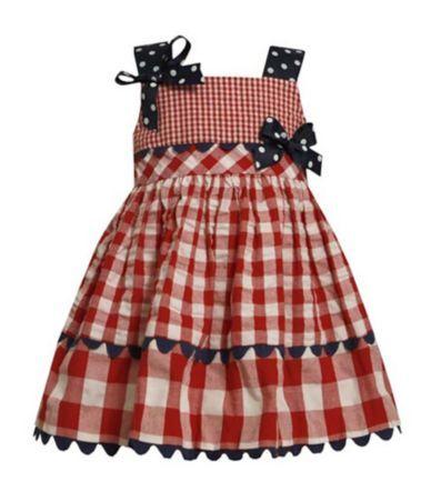 Bonnie Jean 2T-6X American Flag   vestidos de niñas   Pinterest ...