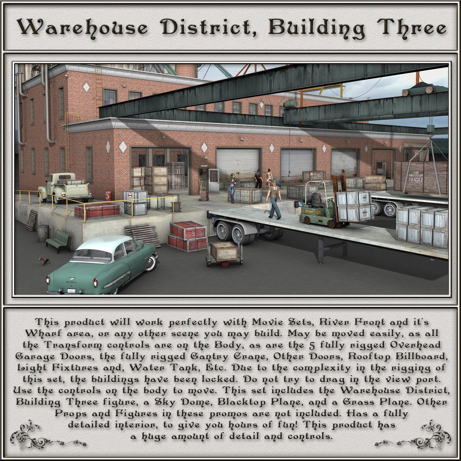 Warehouse District, Building 03