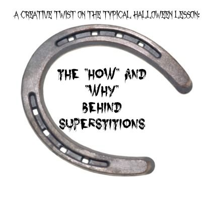 Cool lesson idea!! Using the scientific method to test old wives' tales & superstitions! #weareteachers