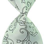 Man's Fashion Stylish Stripes Woven Tie Neckt... – USD $ 5.59